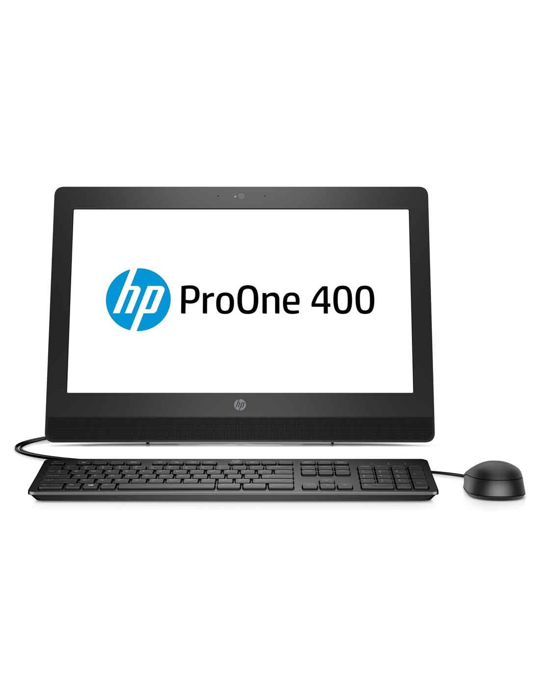 HP ProOne 400 G3 Touch All-in-One images