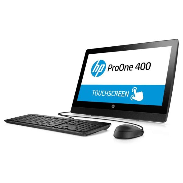 HP ProOne 400 G3 Touch All-in-One at the cheapest price and fast free delivery in Dubai