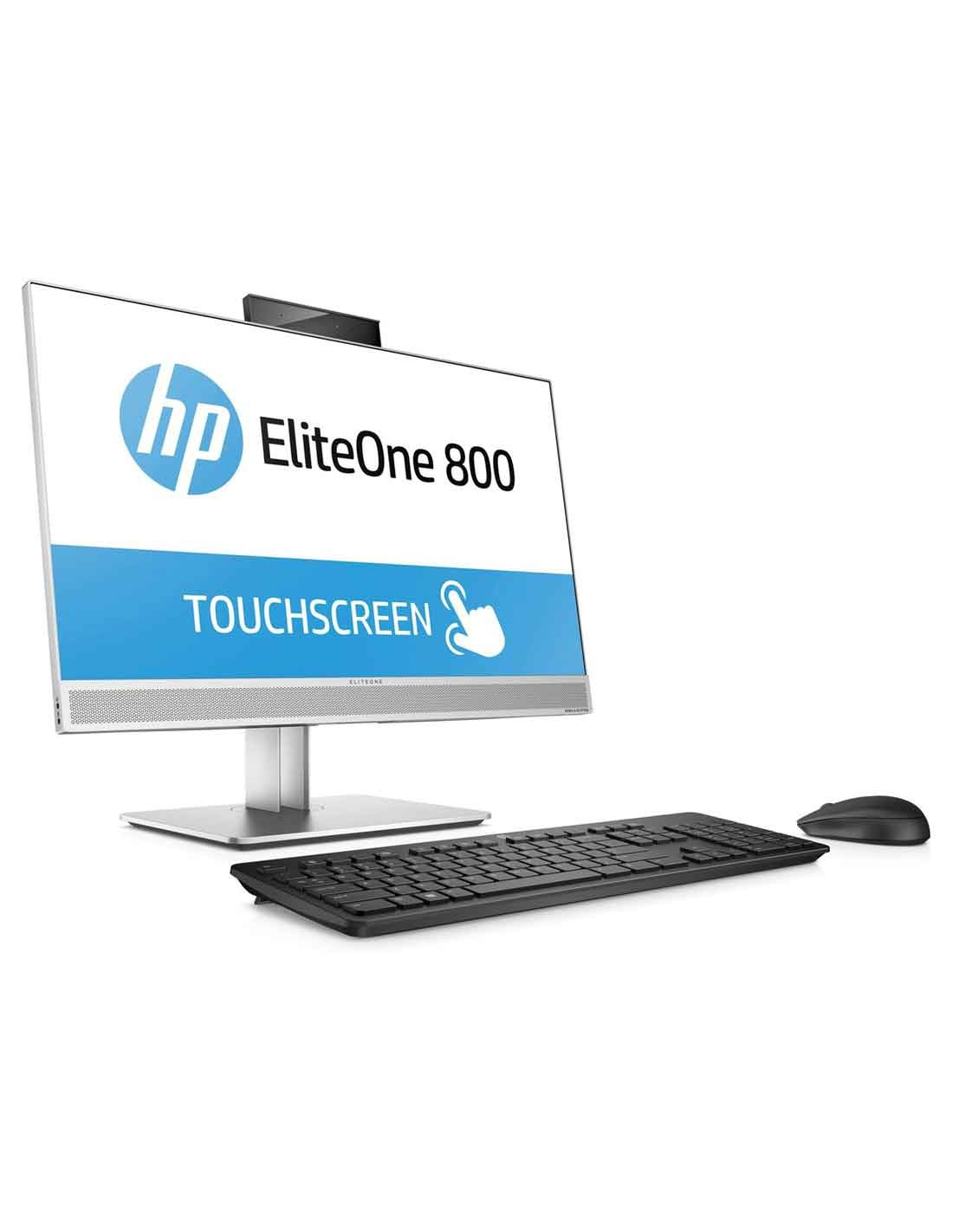 HP EliteOne 800 G3 Touch All-in-One PC images