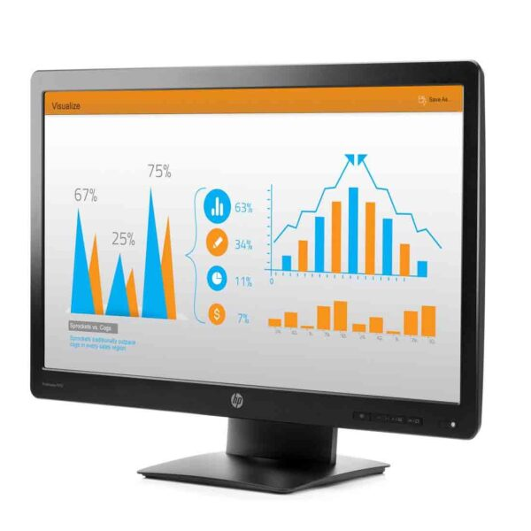HP ProDisplay P232 23-inch Monitor at the cheapest price and fast free delivery in Dubai