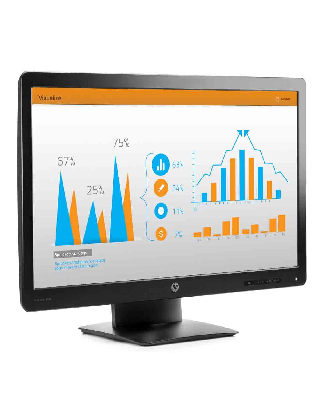 HP ProDisplay P232 23-inch Monitor images