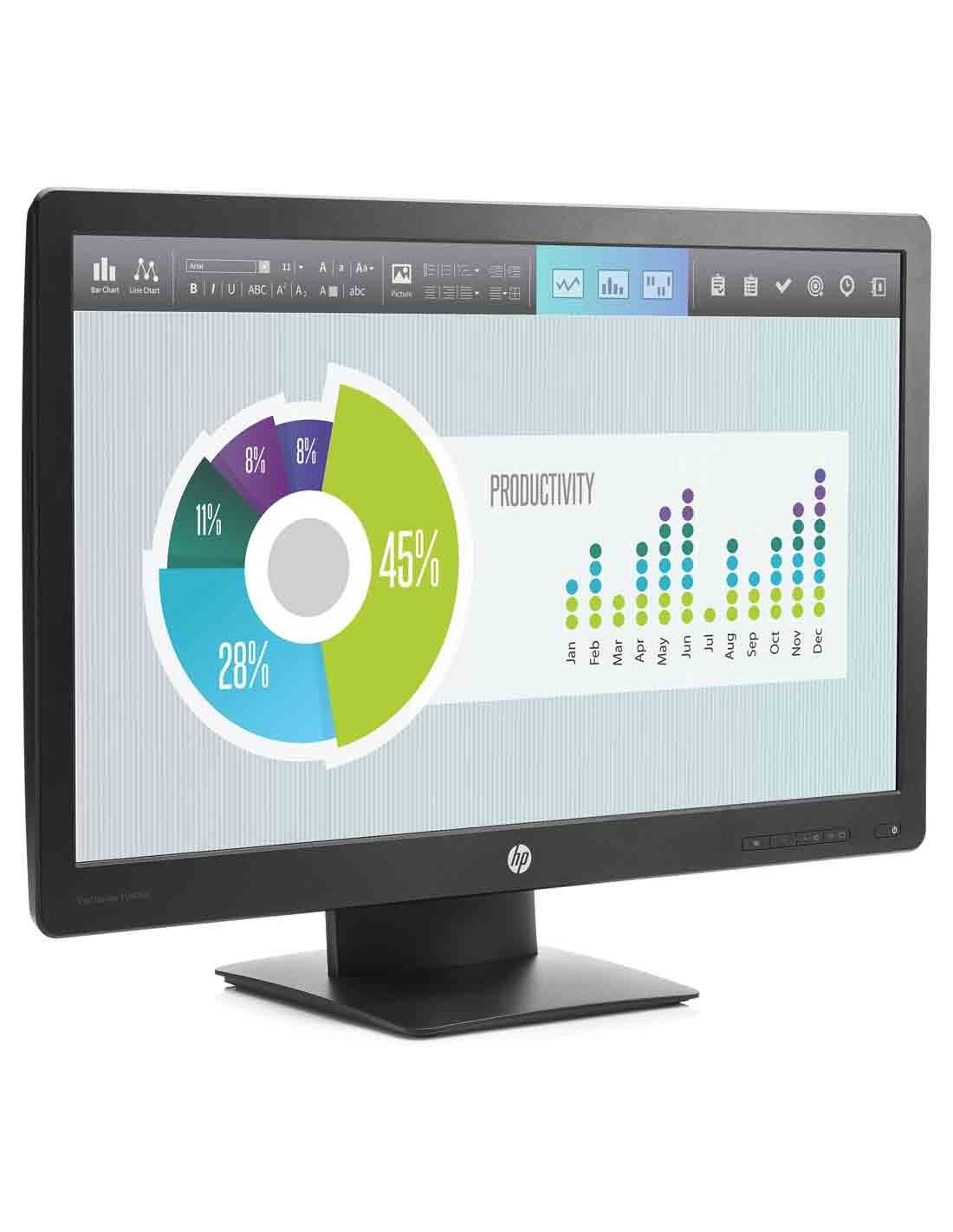 HP ProDisplay P240va 23.8-inch Monitor images
