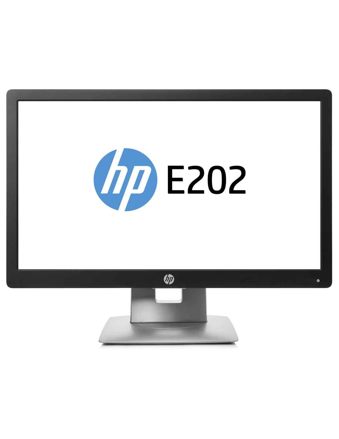 HP EliteDisplay E202 20-inch Monitor at the cheapest price in Dubai