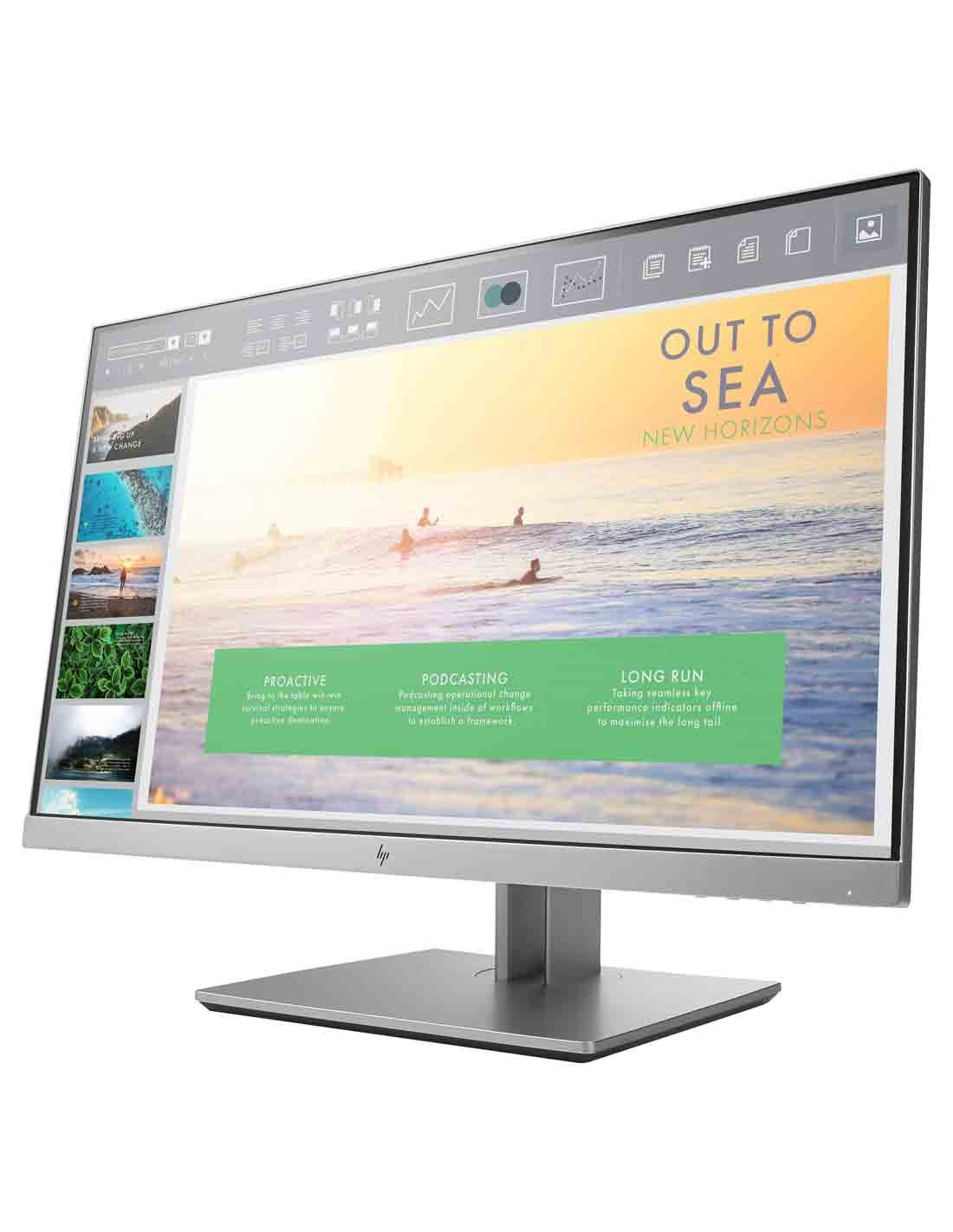 HP EliteDisplay E233 23-inch Monitor images and photos