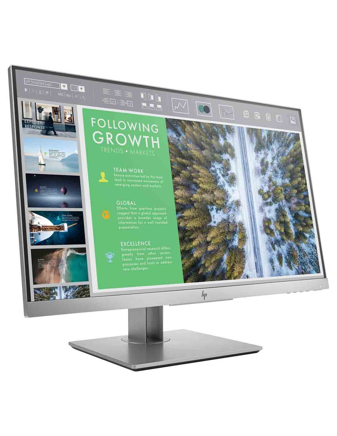 HP EliteDisplay E243 23.8-inch Monitor images and photos