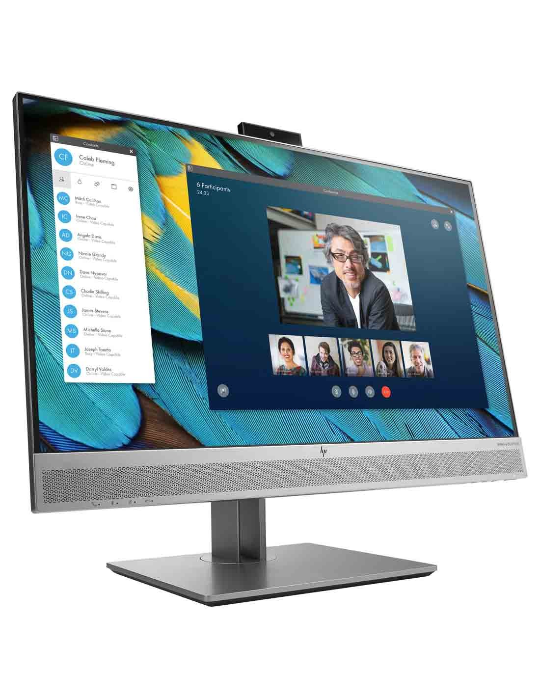 HP EliteDisplay E243m 23.8-inch Monitor at the cheapest price and fast free delivery in Dubai
