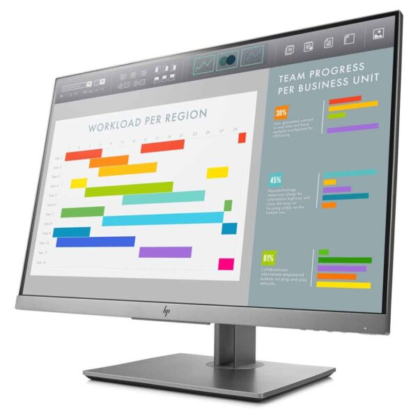 HP EliteDisplay E243i 24-inch Monitor at the cheapest price and fast free delivery in Dubai