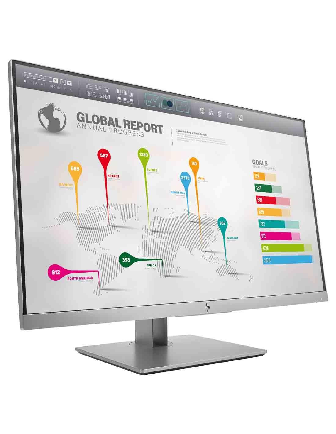 HP EliteDisplay E273q 27-inch Monitor Dubai Online Store