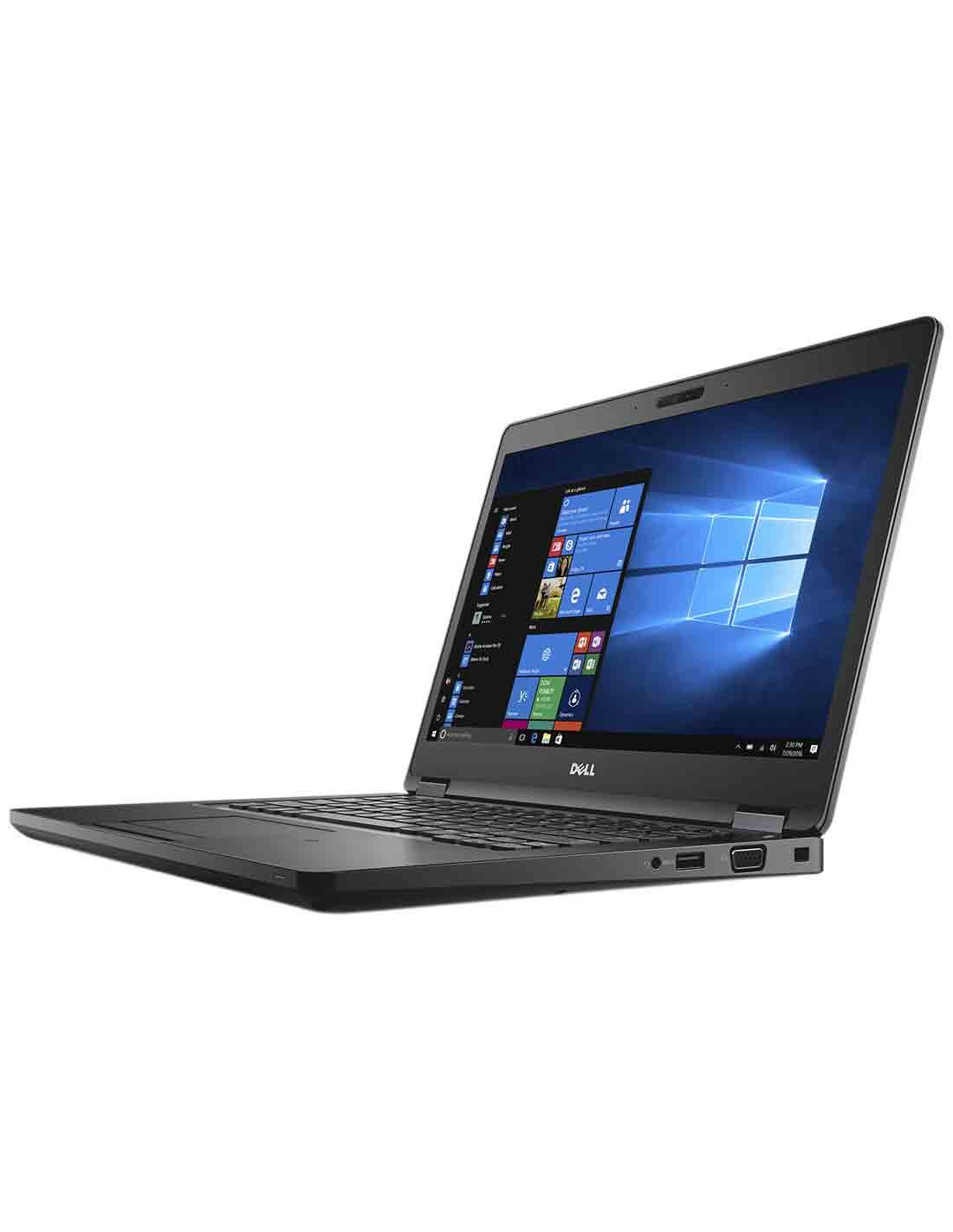 Dell Latitude 5480 Notebook i5 images and photos in Dubai computer store