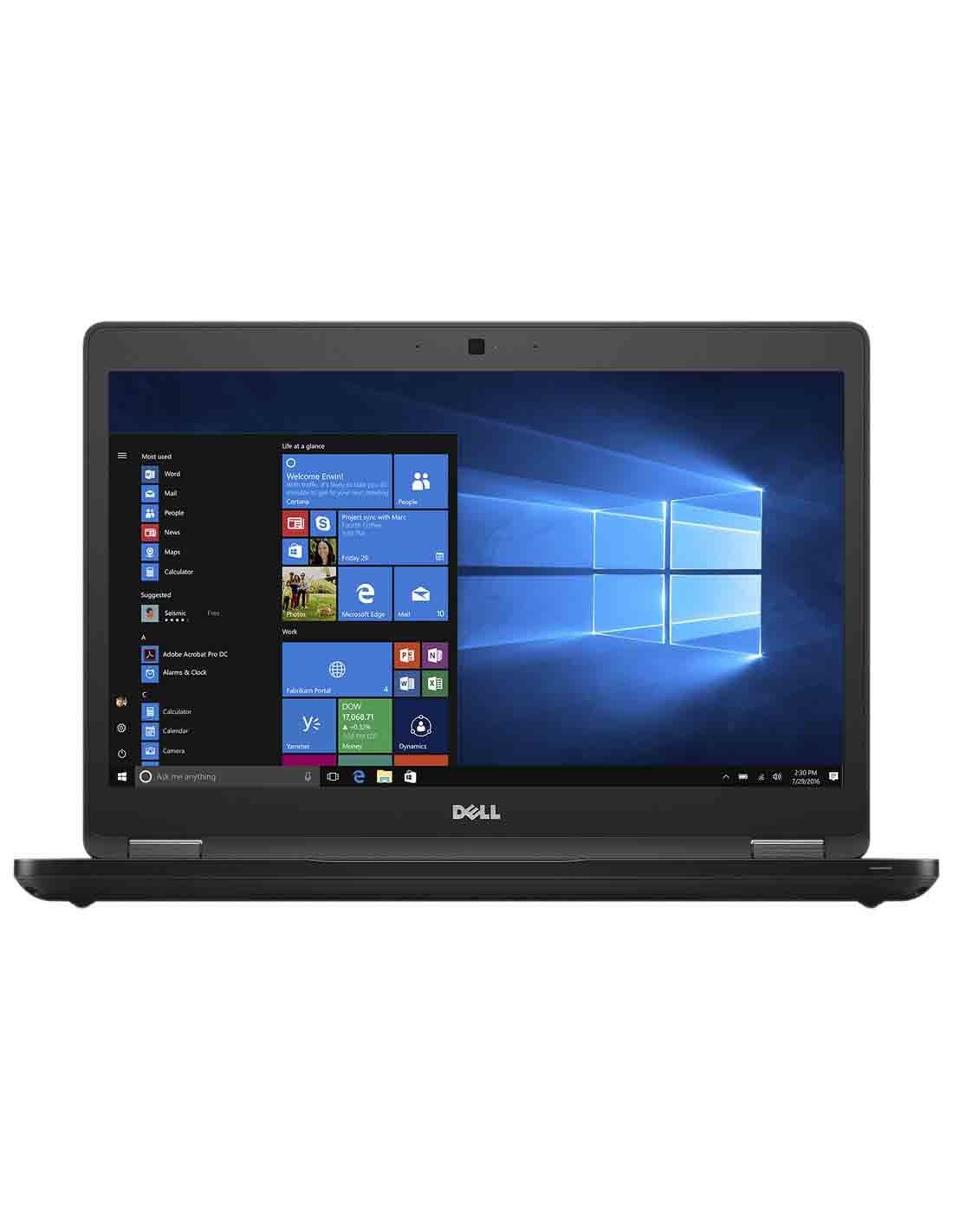 Dell Latitude 5480 Notebook 8GB at the cheapest price and fast free delivery in Dubai, UAE