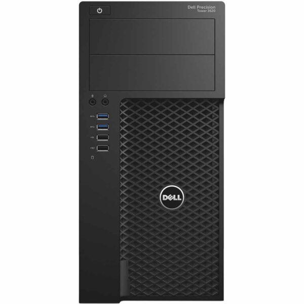 Dell Precision Tower 3620 E3-1225 v5 at the cheapest price and fast free delivery in Dubai, UAE