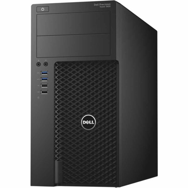 Dell 3620 Precision Tower E3-1240 v5 at an affordable price in Dubai computer store