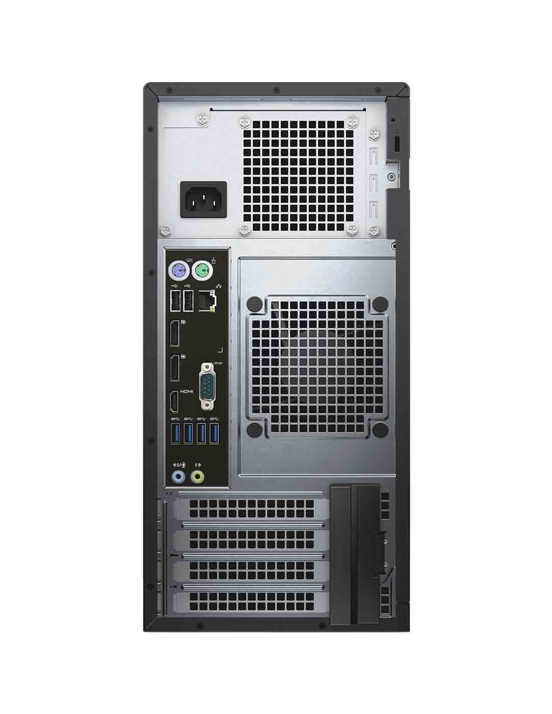 Dell Precision Tower 3620 E3-1270 v5 images and photos in Dubai online shop