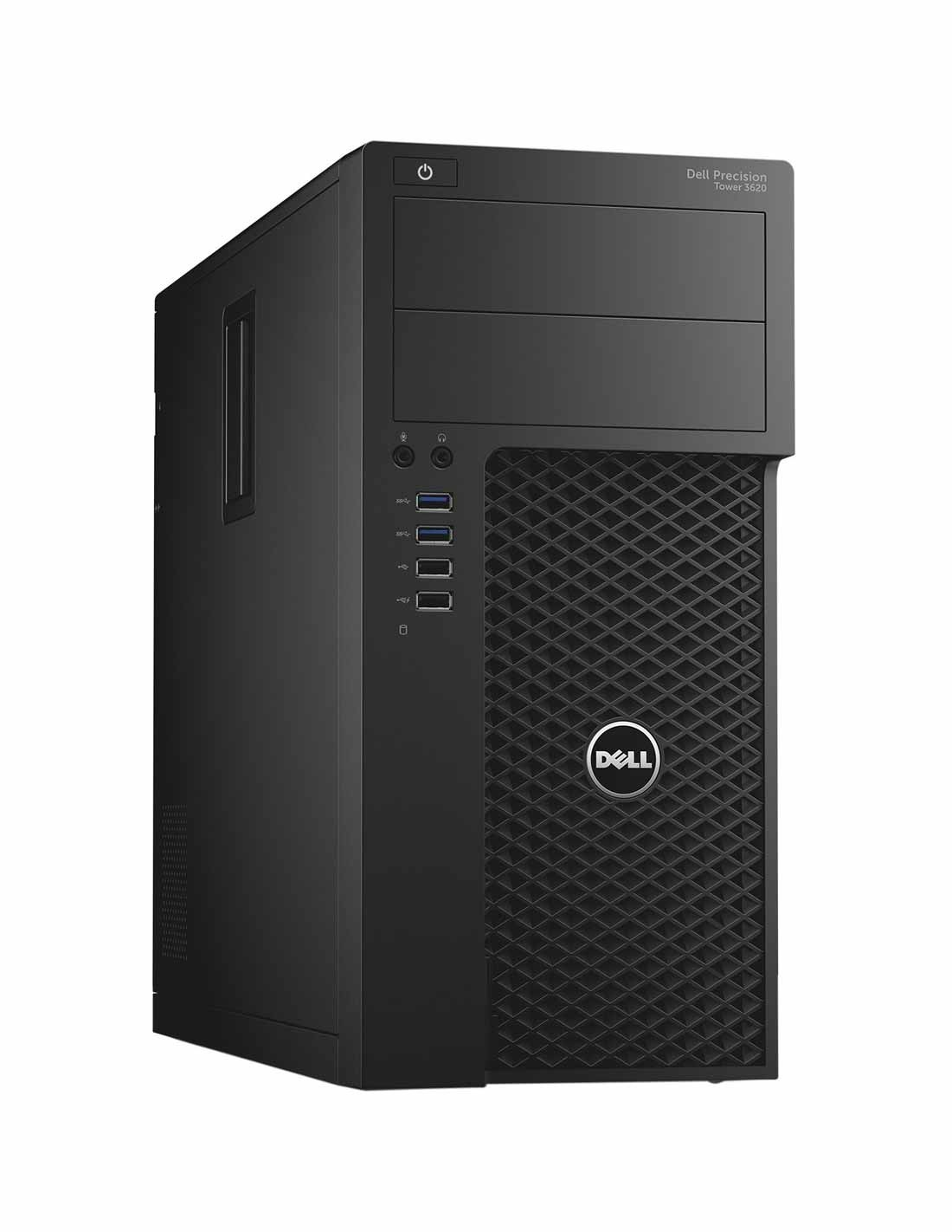 Dell Precision Tower 3620 E3-1270 v6 at the cheapest prices and fast free delivery in Dubai UAE