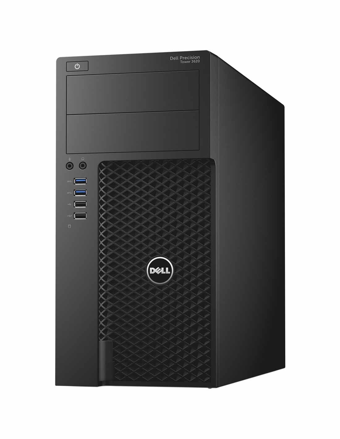 Dell Precision Tower 3620 E3-1270 v6 images and photos in Dubai computer store