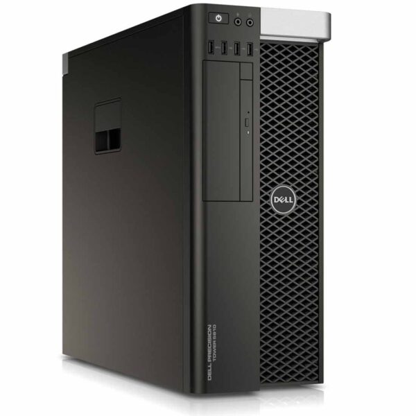 Dell Precision T5810 Tower E5-1620 v4 at the cheapest price and fast free delivery in Dubai UAE