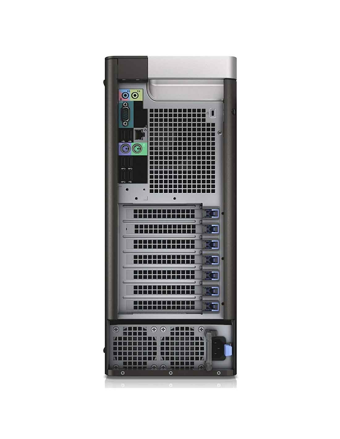 Dell Precision T5810 Tower E5-1650 v4 images and photos in Dubai online store