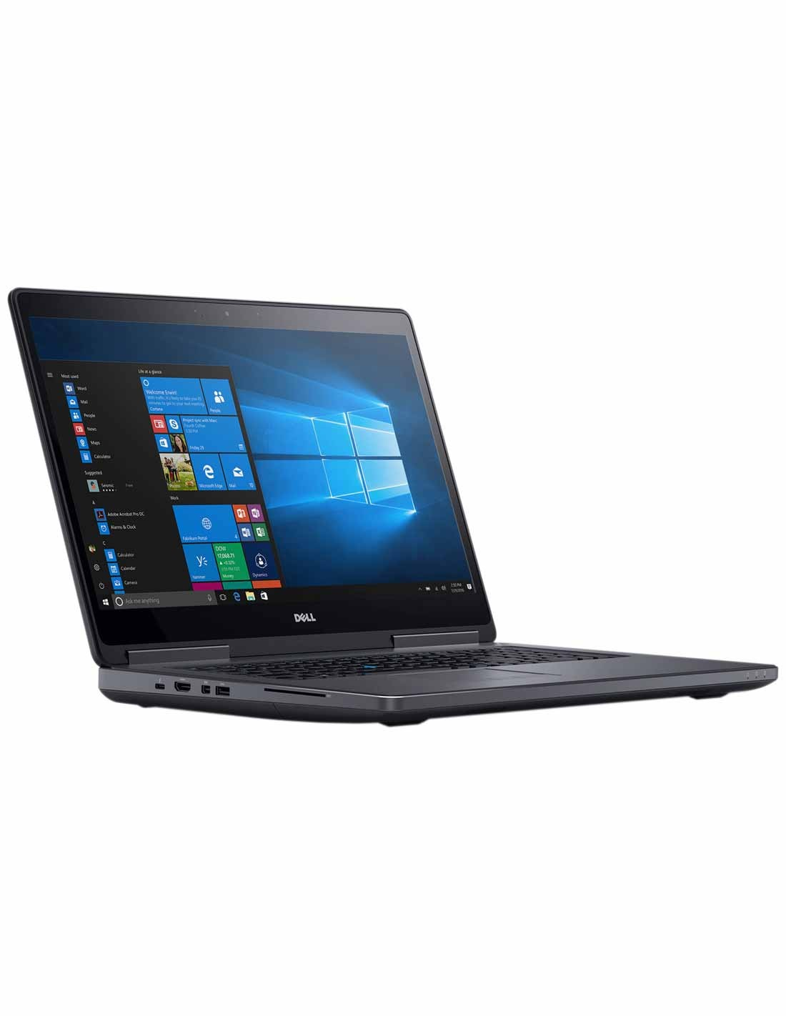 Dell Precision M7720 specs, reviews, images, and photos in Dubai Online store