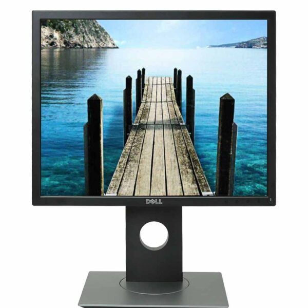 Dell 19 Monitor P1917S at the cheapest price and fast free delivery in Dubai.