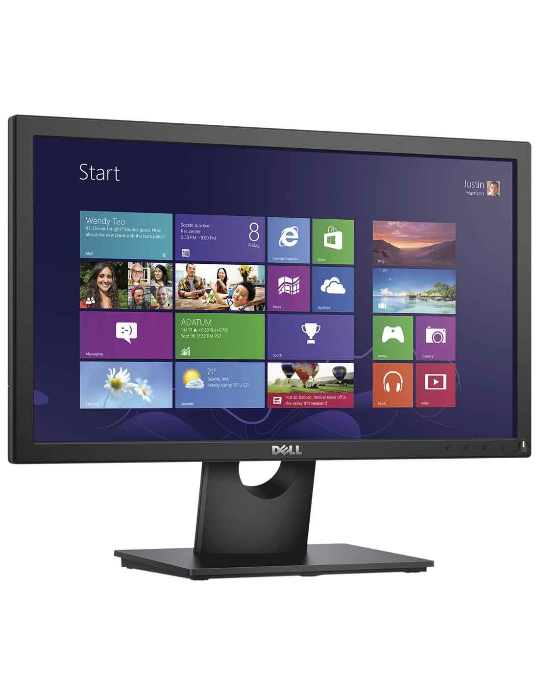 Dell 20 Monitor E2016HV images and photos in Dubai computer store