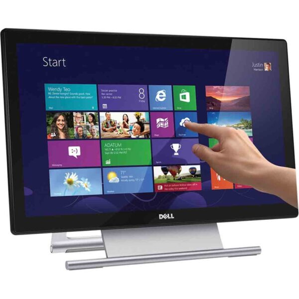 Dell 22 Touch Monitor S2240T touchscreen at the cheapest price and fast free delivery in Dubai, UAE