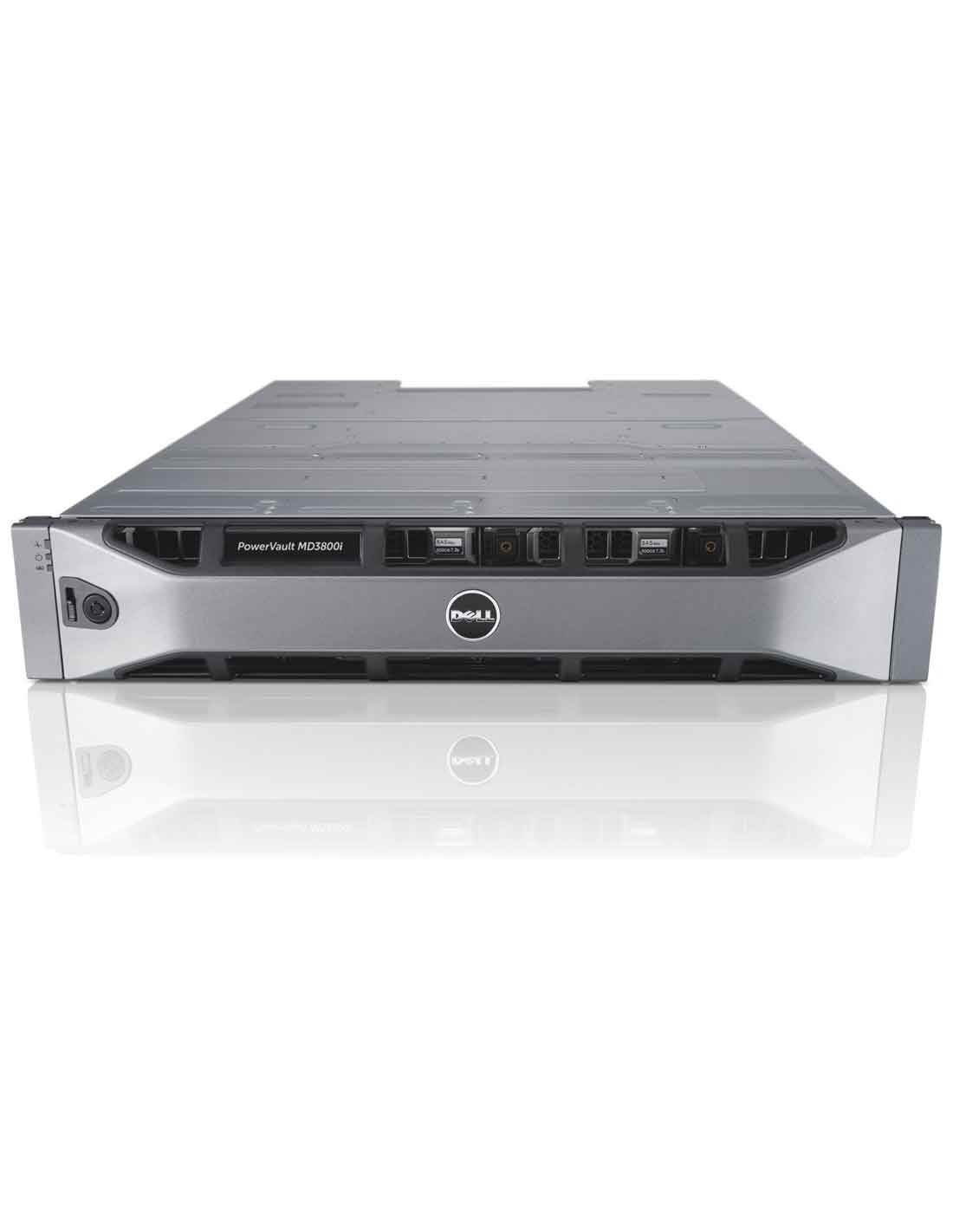 Dell PowerVault MD3800i iSCSI (10 GbE) at the cheapest price and fast free delivery in Dubai.