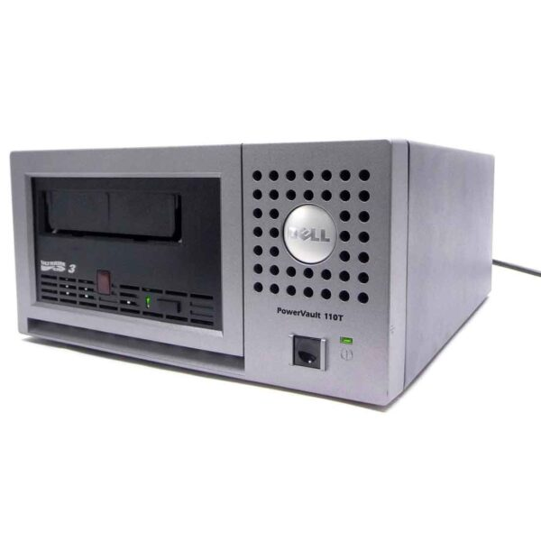 Dell PowerVault 110T LTO-4-120 Tape Drive at a cheap price and fast free delivery in Dubai UAE