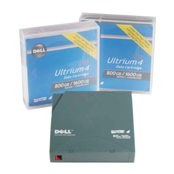 Dell LTO4 Tape Cartridge 5-pack (Kit) at a cheap price and fast free delivery in Dubai