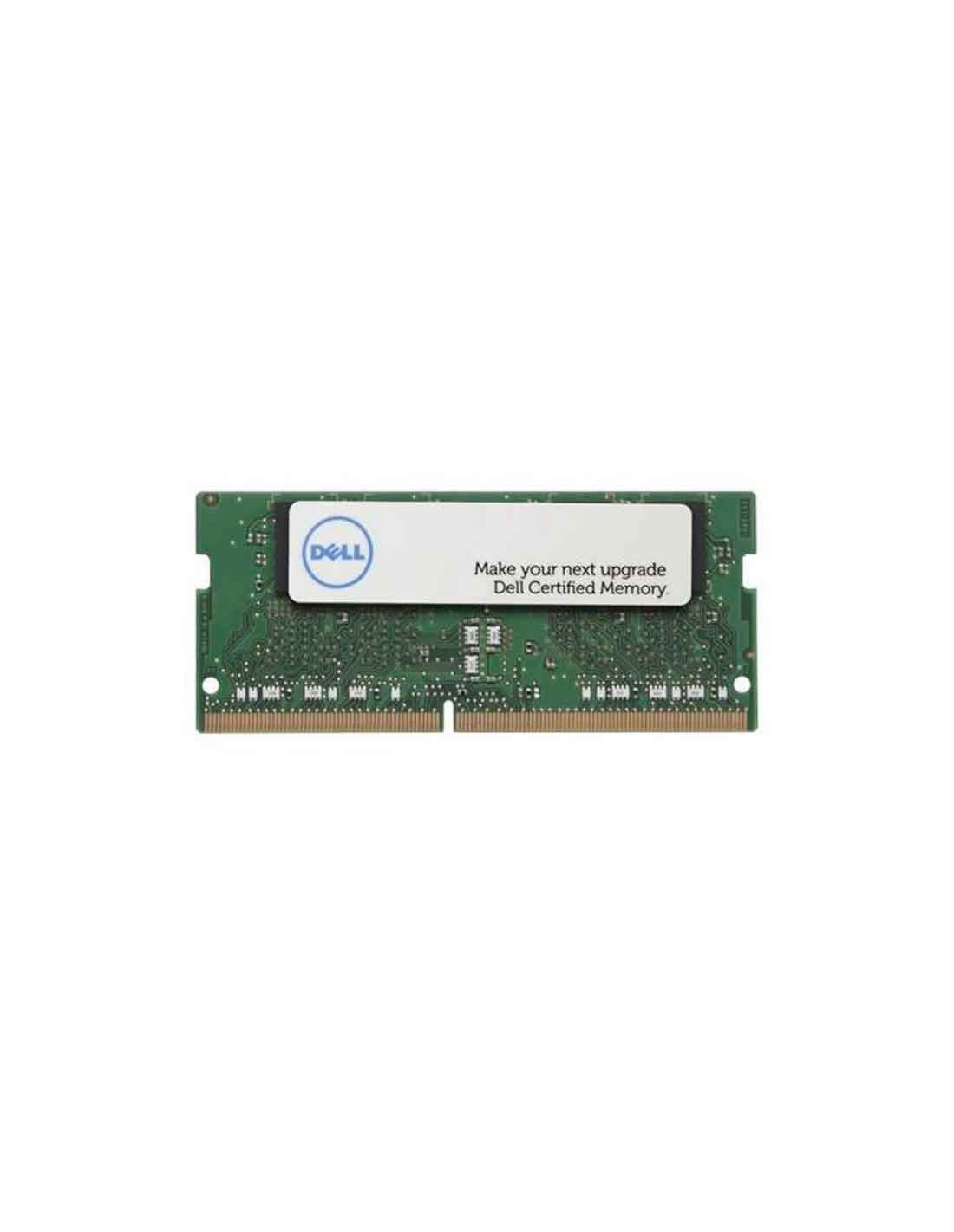 Dell Memory Upgrade 16GB 2RX8 DDR4 SODIMM 2666MHz at a cheap price and fast free delivery in Dubai