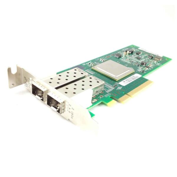 Dell Qlogic 2562 Dual Channel 8Gb Optical Fiber Channel HBA PCIe in Dubai online store