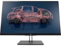 HP Z27n G2 27 inch Display 1JS10A4